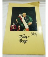 VICTOR BORGE AUTOGRAPH 1978 SOUVENIR PICTORIAL TOUR PROGRAM BOOKLET PHOTOS - $51.48