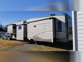 2018 JAYCO EAGLE 355MBQS FOR SALE IN Perry, Ok 73077 image 4