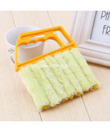Hand-held Cleaner Venetian Blind Brush Window Air Conditioner Duster Cle... - $12.06