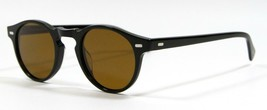 Oliver Peoples Gregory Peck OV5186 Black Frame Sunglasses 45mm New Authe... - $280.46