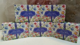 (Lot of 5)  Michel Design Bath Boxed (4.5oz  each) Shea Butter - Sweet Pea - $23.69