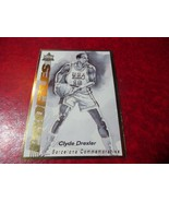 1993 Icon Profiles USA Barcelona Commemorative #12 Clyde Drexler - $2.99