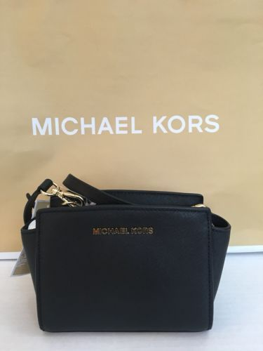 94c28d6032a8 NWT Michael Kors Mini Selma Messenger and 31 similar items. 12