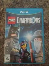 LEGO Dimensions(Nintendo Wii U, 2016) - $10.90