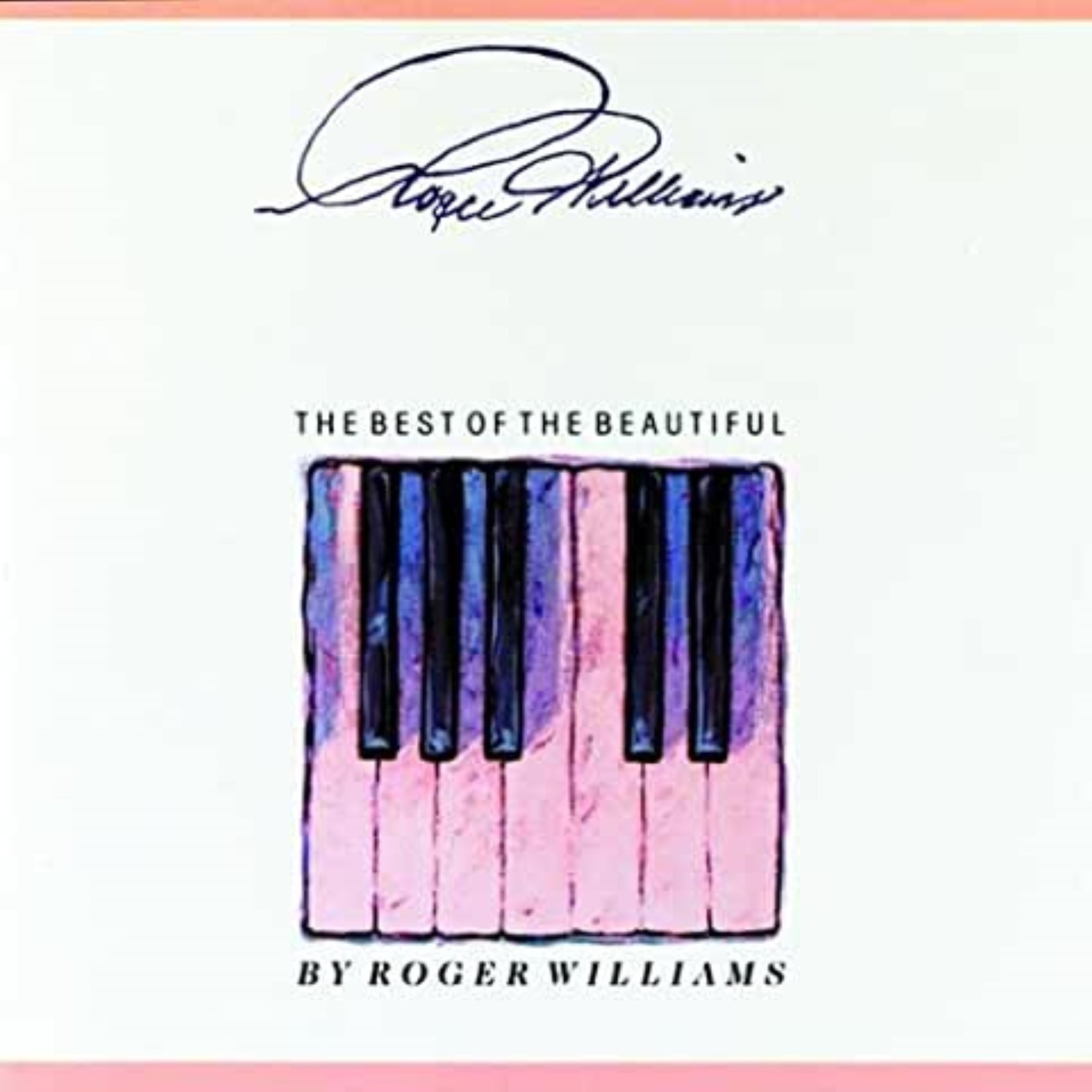 Best of Beautiful by Roger Williams  Cd