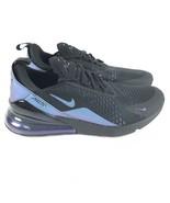 Nike Air Max 270 Retroceso Futuro Mena €™S Talla 12 Negro / Láser Fucsia... - $117.60