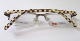 WOMEN'S MANHATTAN DESIGN STUDIO EYEGLASSES FRAMES  RX GLASSES 49-18-135 MM - $20.99