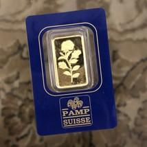 Fortuna PAMP Suisse 2.5 gram Gold Bar 999.9 Fine in Sealed Assay