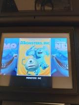 Nintendo Game Boy Advance GBA Disney*Pixar Monsters, Inc. & Finding Nemo Combo image 1