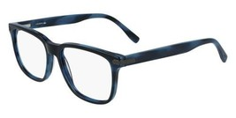 NEW LACOSTE L2840 424 Blue Eyeglasses 54mm with Case - $98.95