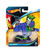 Hot Wheels DC Universe Joker Vehicle - $12.86