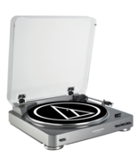 Audio Technica Fully Automatic Stereo Belt Drive Turntable Record Player... - $149.99