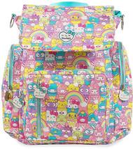 JuJuBe Be Sporty Backpack/Diaper Bag, Sanrio Collection - Hello Sanrio S... - $165.91