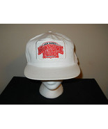 Vtg-1990s Jack Daniels Whiskey Downhome Punch Snapback Kappe Sku7 - $27.69