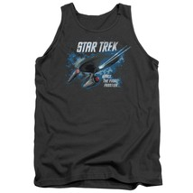 Star Trek - The Final Frontier Adult Tank Top Officially Licensed Apparel - $19.99+