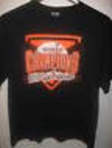 San Francisco Giants T-Shirt - 2010 Baseball World Séries Champions Équi... - $24.62