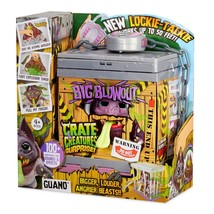 Guano with Lockie Talkie Crate Creatures Surprise Big Blowout for Kids Toys - $84.99