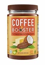 Coffee Booster | The Original High-Fat Coffee Creamer | Organic Keto-Friendly Bl - $29.68