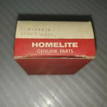 New Genuine Homelite A-94434 Shaft Assy - $7.92