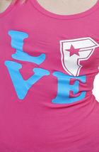 FSAS Famous Stars and Straps Love Tank Top Travis Barker Blink 182 image 9