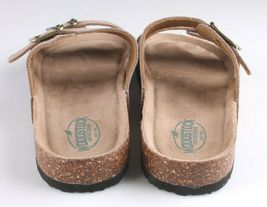 Woodstock Women Leslie Comfort Footbed Adjustable Straps Sandal Shoe Tan Size 9 image 7