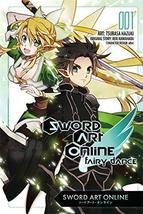 Sword Art Online: Fairy Dance, Vol. 1 - manga (Sword Art Online Manga) U... - $11.79