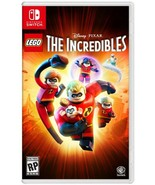 NEW SEALED Lego The Incredibles Nintendo Switch Video Game - $34.64
