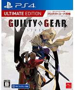 GUILTY GEAR -STRIVE- Ultimate Edition?Amazon.co.jp??????????????? ? - PS... - $258.17