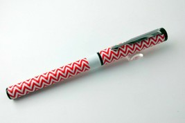 Parker Beta Special Edition BallPoint Pen Ballpen Chevron Red -new - loose - $7.99