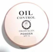 Colors Queen 2 IN 1 Oil Control SPF 15 Compact Powder*a.u - $18.26
