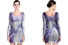Hunter X Hunter Killua Zoldic Long Sleeve Bodycon Dress - $24.80+
