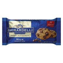 Ghirardelli Baking Chips - Milk Chocolate - Case of 12 - 11.5 oz. - $83.99+