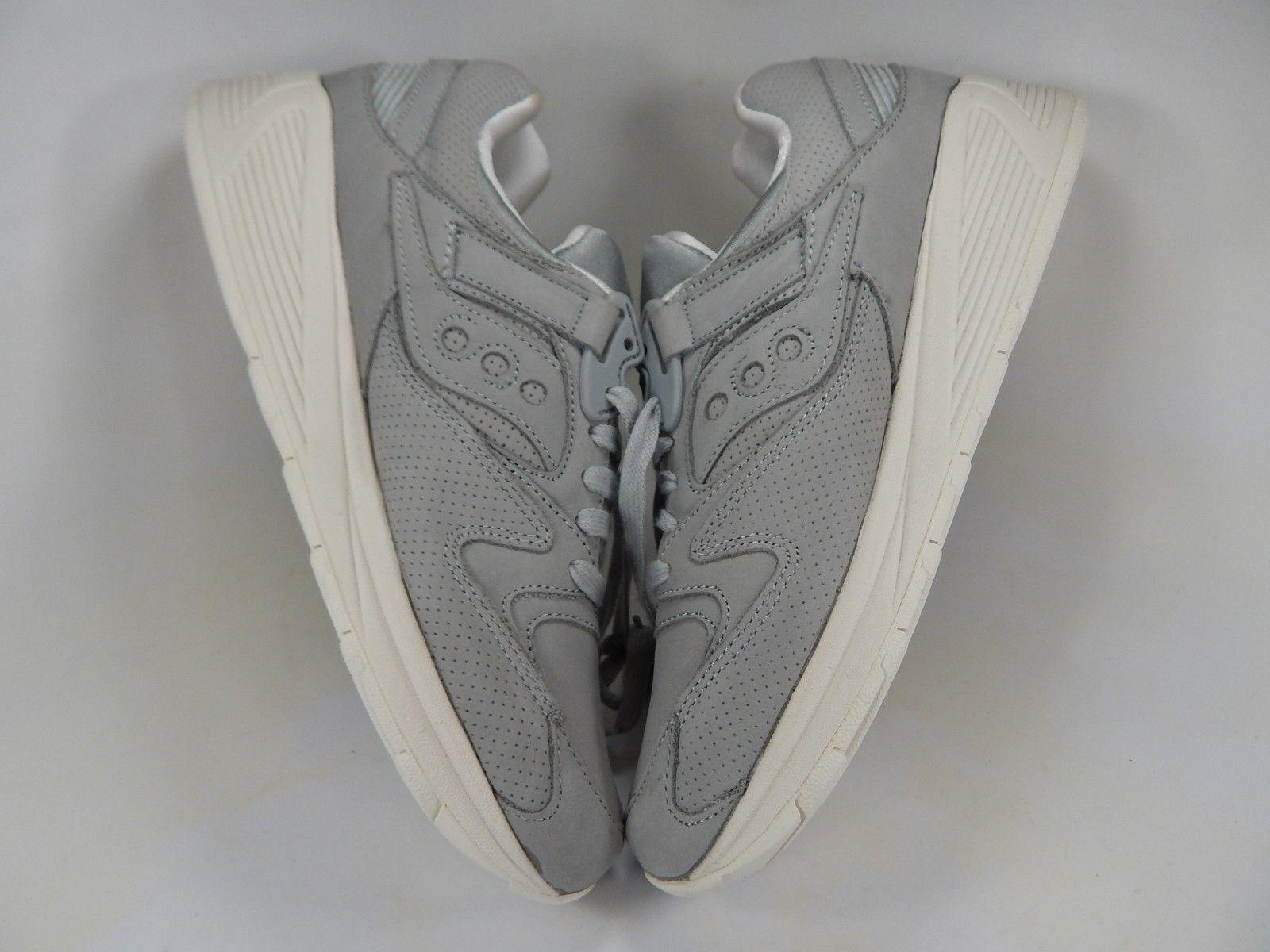 Saucony Grid 8500 HT Original Running Shoes Men's Size 9 M EU 42.5 Gray S70390-3