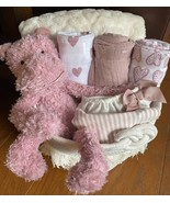 Hippo Baby Gift Basket - $69.00
