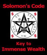 Haunted Prosperity Spell King Solomon Code Key To Great Wealth Betweenal... - $155.27