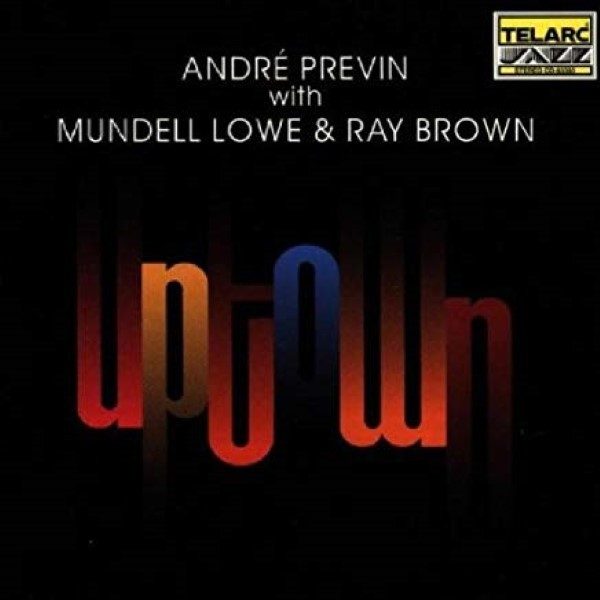 Uptown by Ray Brown , Andre Previn Cd