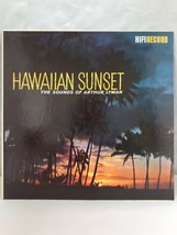 Hawaiian Sunset The Sounds Of Arthur Lyman 33 Rpm Álbum Hifi Estéreo LP ... - $14.73