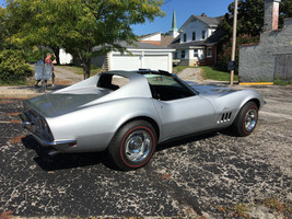 1969 Chevrolet Corvette Coupe For Sale In Winchester, Kentucky 40391 image 1