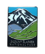 Mount Rainier National Park Pin - Official Traveler Series - Washington ... - £7.14 GBP