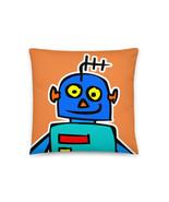 Cute Cartoon Robot Pillow Cushion - $28.50+