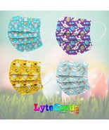 Face Mask Easter Spring Holiday Disposable Surgical 3 Ply Child Size - $7.91+