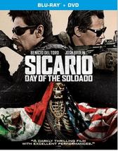 Sicario: Day Of The Soldado [Blu-ray+DVD]