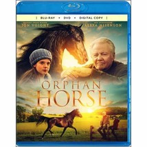 Orphan Horse [Blu-ray+DVD+Digital, 2018]