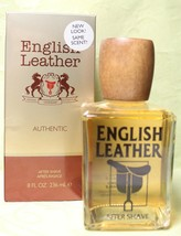 Dana English Leather 8oz After Shave (Old Original As Shown) - $49.95