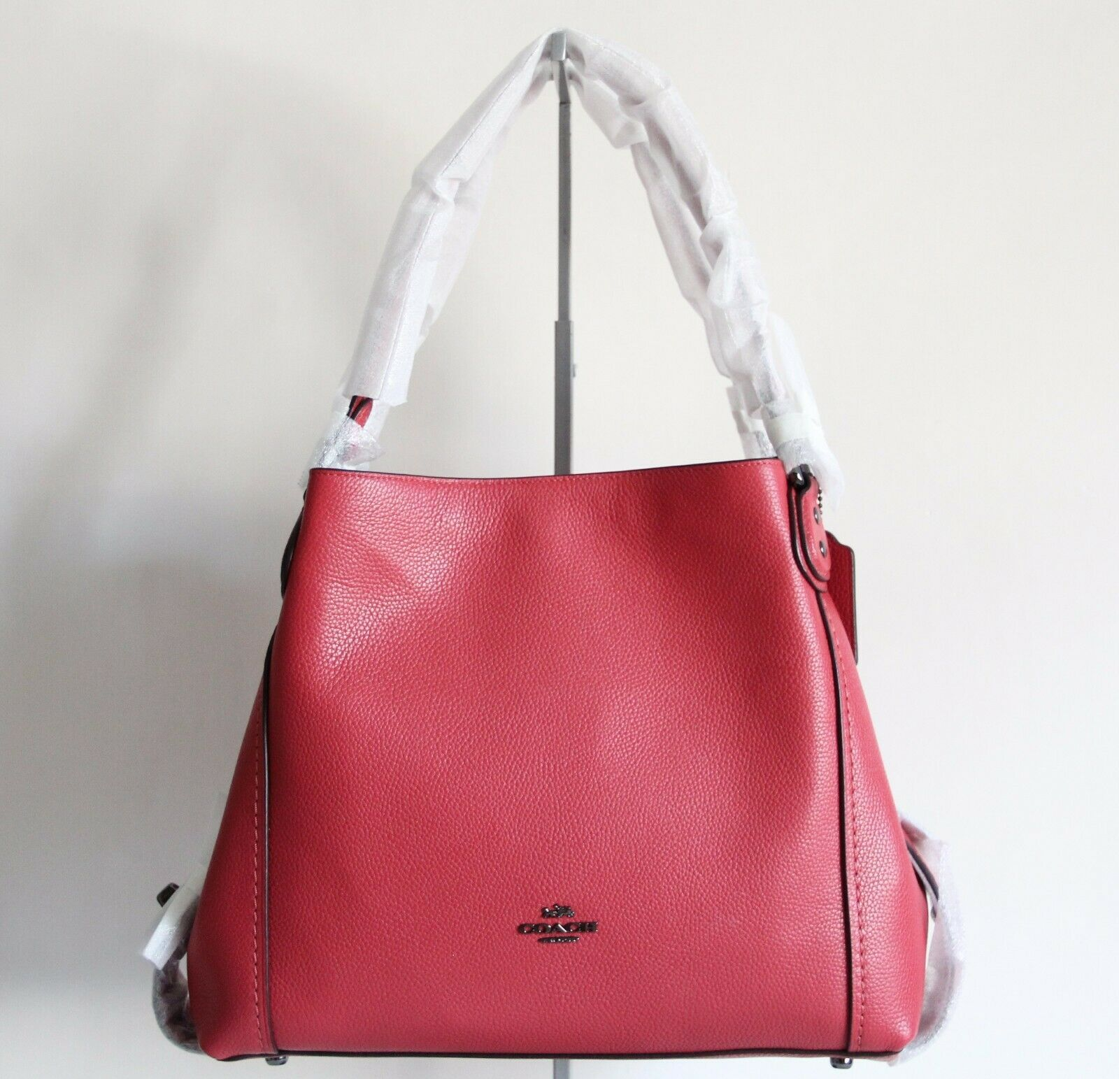 e911c6ad4d Nwt Coach Edie 31 Leather Shoulder Bag and 23 similar items. 57