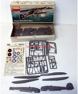 Frog~F258~1:72~Fairey Swordfish Mk.1~WW2 Royal Navy~Ark & Hood~Plastic M... - $14.00