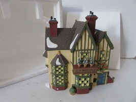 Dept 56 58328 J.D. Nichols Toy Shop Heritage Village Building No Sleeve No Cord - $14.95