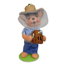 Annalee Dolls 2019 Dad Honey Bear 7in Plush New with Tags - $17.81