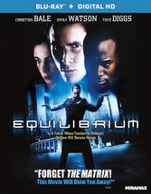 Equilibrium (Blu Ray W/Digital) (Ws/Eng/Eng Sdh/5.1 Dts-Hd)