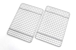 Cooling Racks For Baking 8 x 11 inch Stainless Steel Cooling Rack, Set of 2 - $26.99